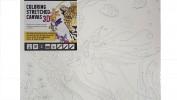 Coloring Canvas Bastidor 3D PCSC6031D
