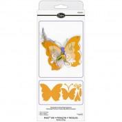 Troquel Sizzix e656691 mariposa