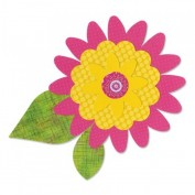 Troquel Sizzix BIGZ capas de flores E658011