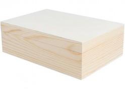 Caja madera de pino macizo ref.11