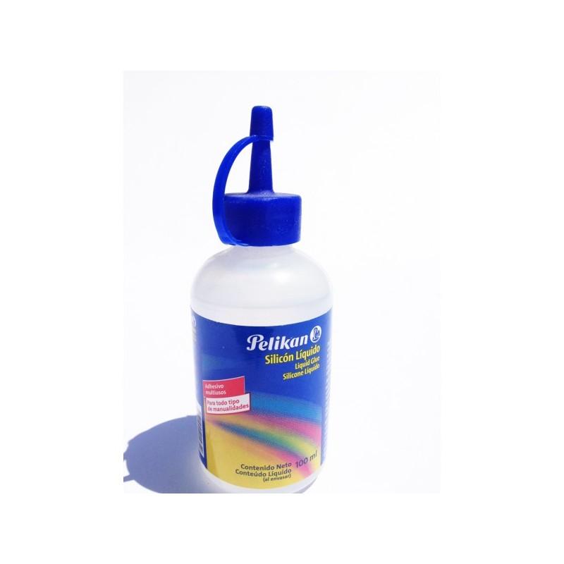 34a5a3a8820 Silicona líquida Pelikan base agua 100 ml
