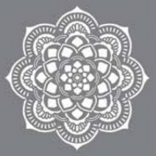 Plantilla Stencil Decoart Mandala Gigante