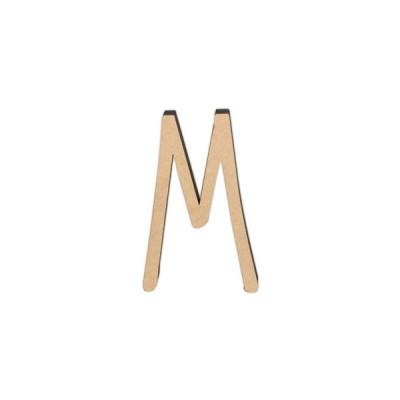 Letra DM 10cm Miss Craft - M