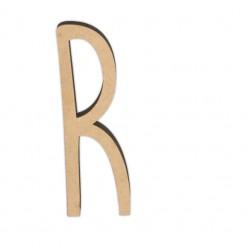 Letra DM 10cm Miss Craft - R