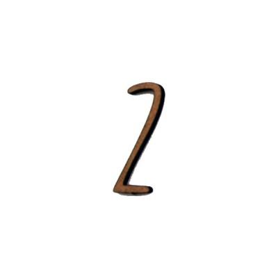 Letra DM 10cm Miss Craft - Z