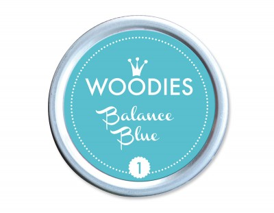 Almohadilla de tinta Balance Blue