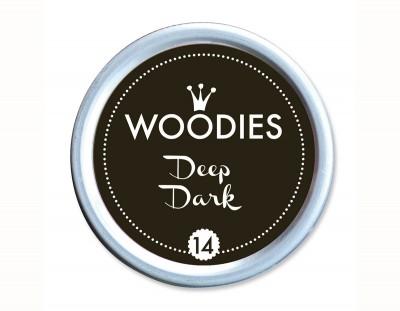 Almohadilla de tinta Deep Dark