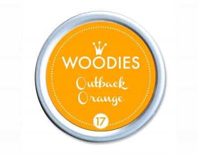 Almohadilla de tinta Outback Orange