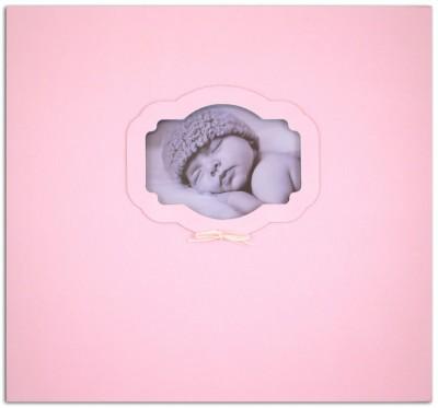 Album Scrap 30.5x30.5cm Naissance Rose - Toga