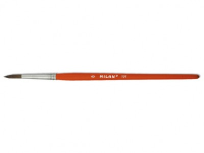 Pincel Milan serie 101 - nº 4
