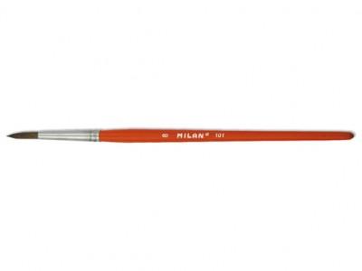 Pincel Milan serie 101 - nº 6