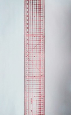 Regla Japonesa Patronaje 50 cm 121250