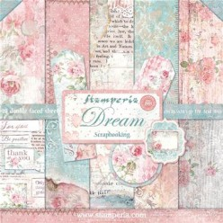 Stamperia SBBL27 Dream