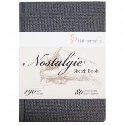Bloc de dibujo Nostalgie Sketch Book Hahnemühle A4