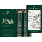 Faber Castell 9000 Set 12 lápices