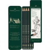 Faber Castell 9000 Set 6 lápices