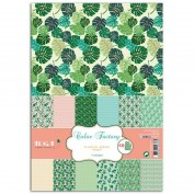 Papel Scrapbooking Toga Color Factory PPK023