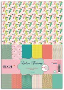 Papel Scrapbooking Toga Color Factory PPK025