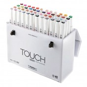 Touch Marker 48 Brush Markers 1214800