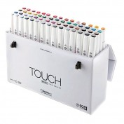 Touch Twin 60 Brush Marker set B 12163031