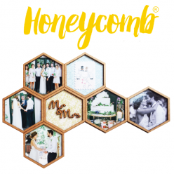 Honeycomb Tablero en forma de panel de abejas