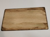 Tarjeton de  madera 15,5 x 9,5 cm