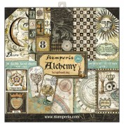 Stamperia SBBL34 Alchemy
