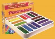 Plastidecor Especial Escuelas caja 352 ceras