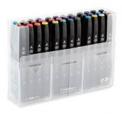 Touch Twin 36 Marker Set