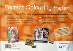 Perfect Colouring Paper A4 07050 50 hojas