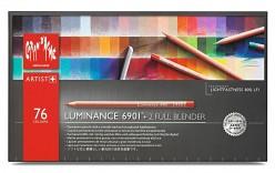 Luminance 6901 Caran d'Ache 6901776 76 lápices