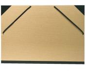 Carpeta de dibujo con gomas 67x94 cm
