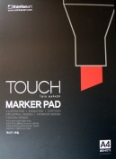 Touch Marker Pad A4 Bloc rotulador