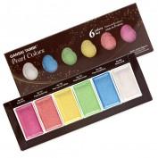 Gansai Tambi Pearl Colors Set 6 colors