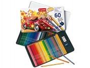 Bruynzeel Caja 60 productos para colorear y dibujar