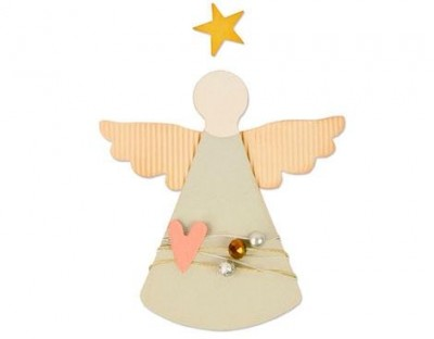 Producto	Troquel BIGZ Angel 2 by Sophie Guilar