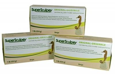 SuperSculpey Pack 8 pastillas 454 gr
