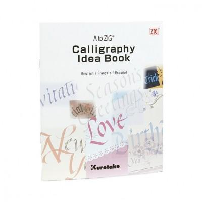Calligraphy Idea Books 811