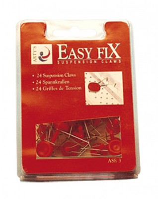 Tensores para bastidor metálico Easy Fix