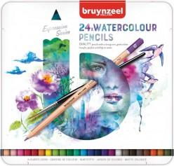 Bruynzeel Caja 24 lápices de colores