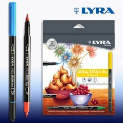 Lyra Aqua Brush: Caja 24 rotuladores