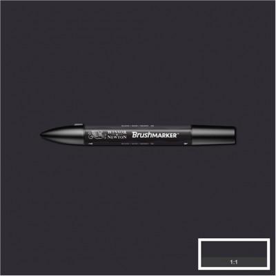BrushMarker Winsor&Newton Rotulador XB Black