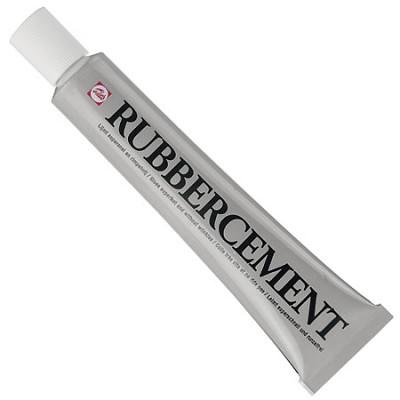 Cola de caucho Rubbercement Tubo 50 ml