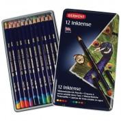 Derwent Inktense Caja 12 Lápices de color
