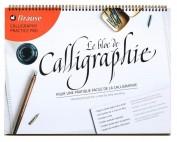 Bloc caligrafía Brause