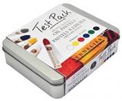 Test Pack 6 barras Pastel al óleo Sennelier