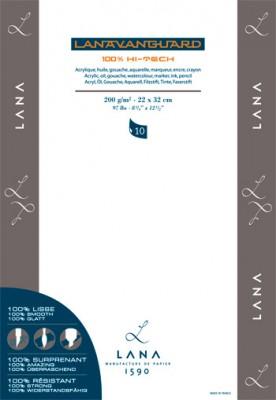 Lana Vanguard Yupo Papel Mix Media Bloc 34x48 cm