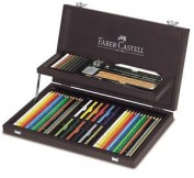 Faber Castell Art & Graphic 110088 Collection Caja de madera