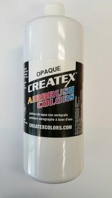 Createx Colors Opaque 960 ml Blanco