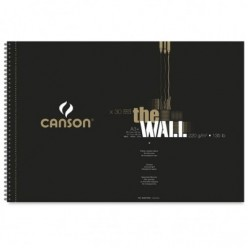 BLOC CANSON THE WALL A3 220 gr